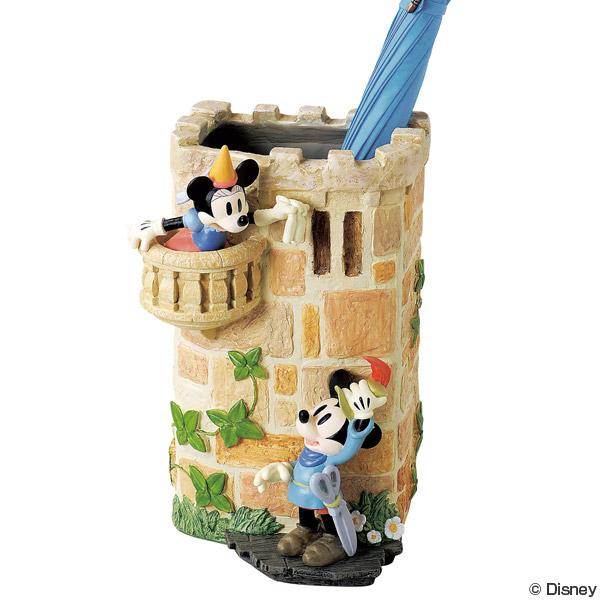 傘立て ディズニー ミッキーの巨人退治 ( 送料無料 おしゃれ ミッキー 傘立 アンブレラスタンド ミッキーマウス 傘たて かさたて セトクラフト 傘 )