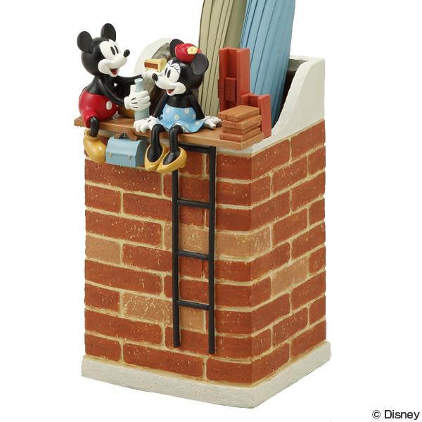傘立て アンブレラスタンド ディズニー ミッキー&ミニー ( 送料無料 かさたて 傘たて Disney ミッキー ミッキーマウス ミニー ミニーマウス インテリア 傘 立て 傘入れ アンブレラケース 玄関 収納 )