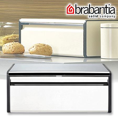 brabantia(ブラバンシア) ブレッドビン フォールフロント クローム ( パンケース キッチン収納 送料無料 )