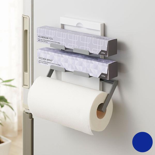 Kitchen Roll Holder Wrap Paper Holder Storage Rack Magnet Paper Towel Roll Storage Wrap Holder Magnet Kitchen Refrigerator Next To The Kitchen