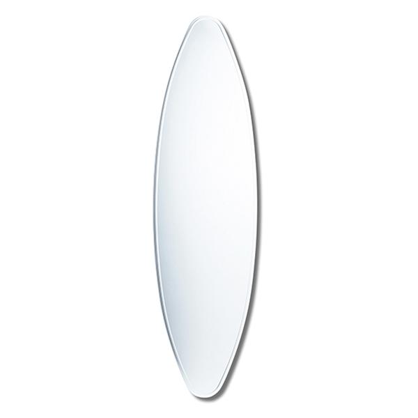 壁掛けミラー SUC 幅40×高さ145cm ( 鏡 ドレッサー 姿見 飛散防止 ウォールミラー 送料無料 )