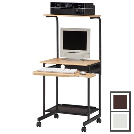 デスクトップPC用デスク パソプリ PPR-60H( パソコンデスク PCデスク パソコンラック 勉強机 学習机 学習デスク 60cm幅 送料無料 )