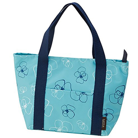 Washable insulated lunch bag inner bag with double-type M lottayansdotter (tote  bag insulated Womens lunch cooler bag thermal insulation bag) 67c4c07e1