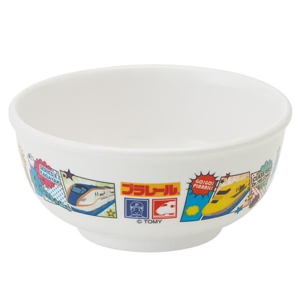 軽くて割れにくい子供用メラミン食器 茶碗 240ml メラミン製 特別セール品 プラレール19 食器 キャラクター 食洗機対応 お茶碗 用 子供 キッズ食器 ご飯茶碗 子ども キッズ 買物 トミカ 子供茶碗 プラレール