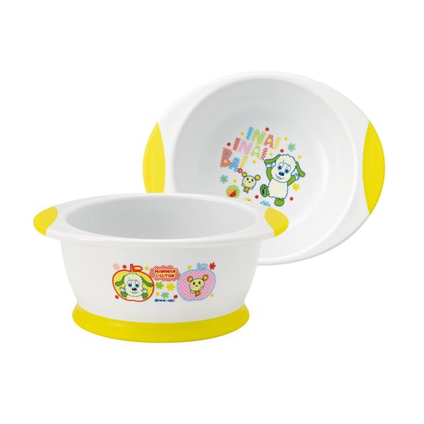 食べ物がすくいやすい茶碗 茶碗 250ml いないいないばあっ 食器 キャラクター 電子レンジ対応 食洗機対応 7ヶ月 新作通販 いないいないばあ すくいやすい お茶碗 赤ちゃん ベビー食器 送料無料