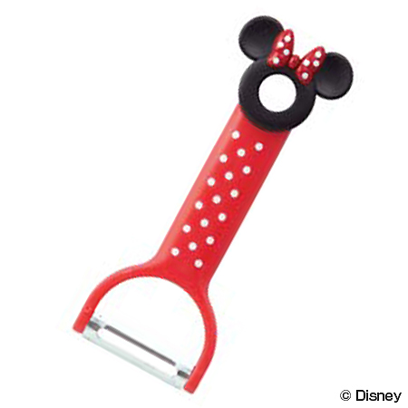 Merveilleux Peeler Peeler With Minnie Mouse Childrenu0027s Kitchen Tools (characters Of Kitchen  Supplies Cooking Equipment Minnie Disney)