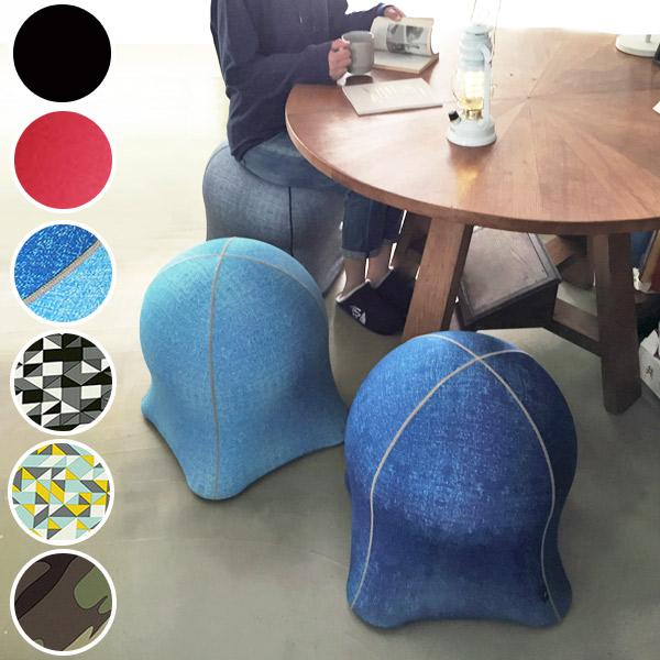 バランスボール 椅子 デザインチェア JELLYFISH CHAIR ( 送料無料 イス スツール チェア エクササイズ フィットネス トレーニング ダイエット エクササイズグッズ バランスボールチェア インテリア 北欧 )