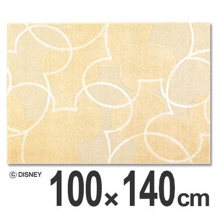 Rugs Carpets Suminoe Mickey Perlrhinelag 100 U0026times; 140 Cm Beige (  Anti Mite Disney