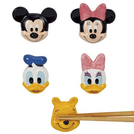 筷子架迪士尼人物5种安排(也筷子架筷子架katorariresuto筷子架米老鼠妮老鼠唐老鸭雏菊朴感到的杂货)