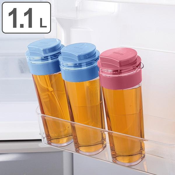 冷蔵庫のポケットにぴったり入る 横置きも可能なスリムジャグ 冷水筒 麦茶ポット スリムジャグ 1.1L ピッチャー 大注目 横置き 縦置き 耐熱 日本製 麦茶 冷水 新品未使用 冷水ポット プラスチック ジャグ ドアポケット 水差し 熱湯 ドア おしゃれ ドリンクピッチャー ポット 冷蔵庫