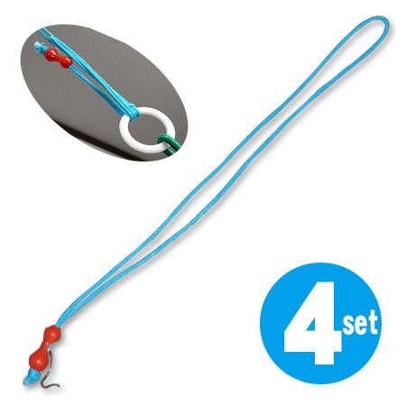 蚊帳を吊る際の必需品 毎日続々入荷 蚊帳 現金特価 かや 吊り手 4本入 専用