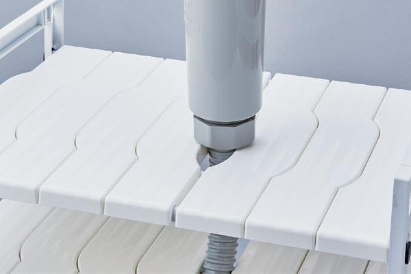 収納棚 ファビエ シンク下伸縮式ラック ワイド 組立式 ( シンク下収納 キッチン収納 収納棚 整理棚 キッチン 収納 キッチンラック 収納ラック キッチン用品 伸縮タイプ ワイド 幅調節可能 組み立て式 かんたん組立 鍋収納 )