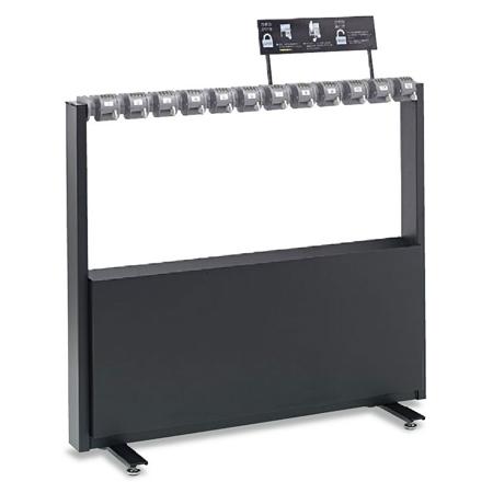 傘立て 業務用 12本立 ダイヤルロック式 StoreStyle Line12 ( 送料無料 アンブレラスタンド 傘スタンド 鍵付き )