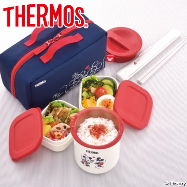 Thermal lunch box lunch jar thermos DBQ-251DS Mickey (the thermal insulated lunchbox Mickey & livingut | Rakuten Global Market: Thermal lunch box lunch jar ... Aboutintivar.Com