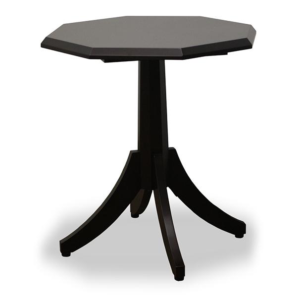ティーテーブル 八角天板 天然木 クラッセ 幅70cm ( 送料無料 テーブル コーヒーテーブル カフェテーブル サイドテーブル つくえ リビングテーブル 木製 リビング ダイニング 完成品 開梱設置 開梱設置無料 )