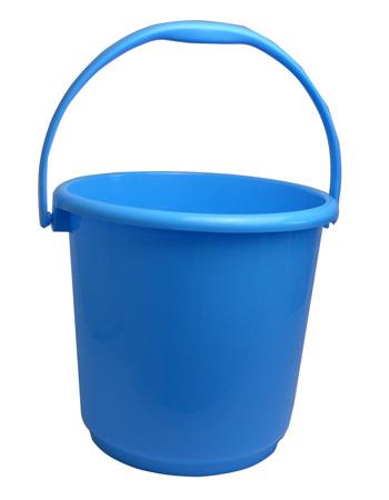 飲料水にも使える安心の素材を使用しています。 バケツ トンボバケツ13型 本体 (フタ別売 ばけつ )