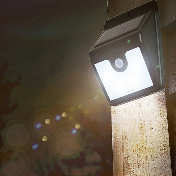災害時など様々なシーンで活躍 夜間の防犯にも 防犯 屋外 LED センサーライト 配送員設置送料無料 防雨形 モーションセンサー付照明 ナイトスター 照明 ライト 防災 ソーラー 新発売 玄関 外 庭 防犯グッズ 電池不要 防雨型 人感センサー ガレージ 災害 配線不要 IPX3 エントランス