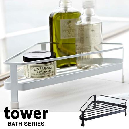 livingut | Rakuten Global Market: Shampoo rack dispenser corner rack ...
