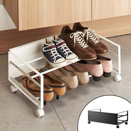 Livingut Shoe Rack Shoes Under Shoes Wagon Frame Frame Rack Shoes