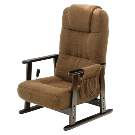 Recliner Arm Chair Stepless Reclining Low Type ( Relax Chair Slim Sofa 1  Person Loveseat Chair Chairs Among Our Customers One Upholstery Fabrics )
