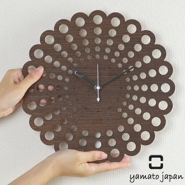 Pendulum clock Yamato Univ  art wall hanging pattern yamato clock Peacock S  (clock wall clock pendulum fashion clock wood pendulum wall clock Yamato 1