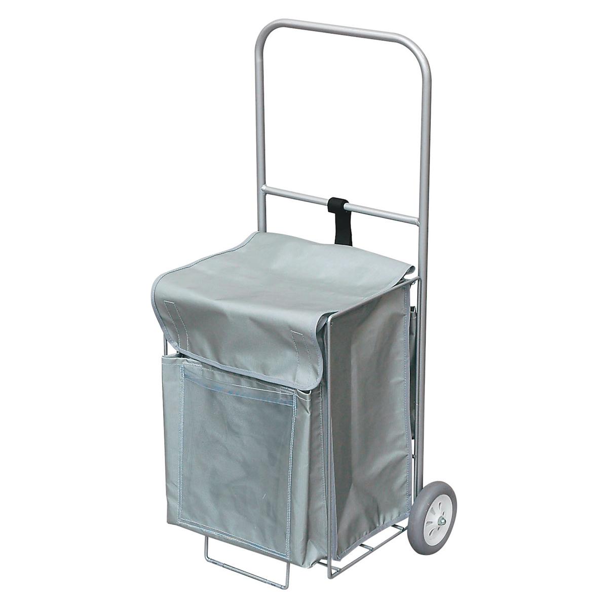 清掃用カート 小物運搬用 プロテック ツールキャリー ( 送料無料 業務用 カート 台車 運搬 収納 掃除用具 )