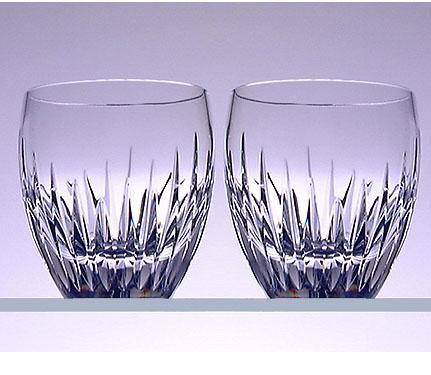 送料無料 Baccarat バカラ マッセナ タンブラーグラス ロックグラス 3 ペアグラス 2810-592 (1344-283x2)コンビニ受取対応商品