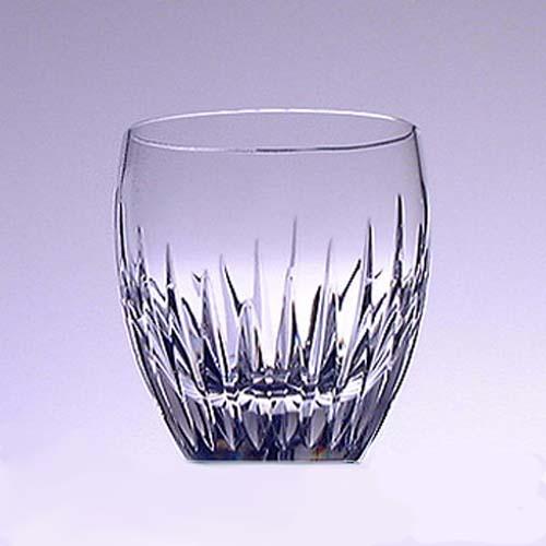 名入れグラス 代引き不可 当社オリジナルボックス入り 送料無料 Baccarat バカラ マッセナ タンブラーグラス ロックグラス 1344-282 レリーフ料込み グラス名入れ