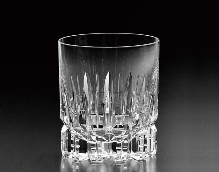 名入れグラス 代引き不可 誕生日用 カガミクリスタル KAGAMI CRYSTAL ロックグラス タンブラーグラス T429-642 レリーフ 彫刻 エッチング 料金込み グラス名入れ