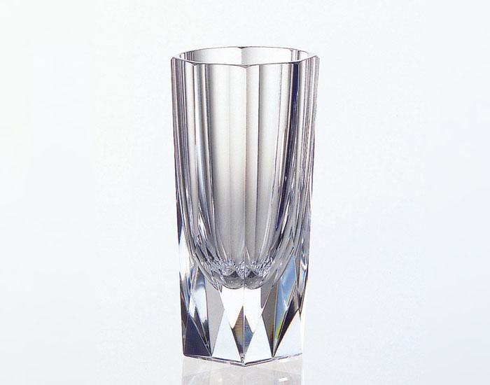 名入れグラス 代引き不可 カガミクリスタル KAGAMI CRYSTAL ストレートグラス タンブラーグラス ロックグラス T586-8レリーフ料込み グラス名入れ化粧箱入り