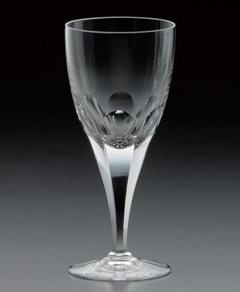 カガミクリスタル KAGAMI CRYSTAL K810-72 ロイヤルライン 赤ワイングラス 190cc 化粧箱入り