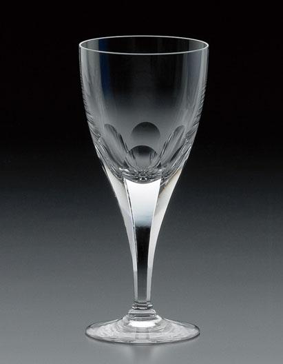 カガミクリスタル KAGAMI CRYSTAL K802-72 ロイヤルライン 白ワイングラス 190cc 化粧箱入り