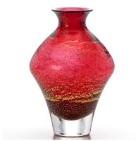 東洋佐々木ガラス 江戸硝子 紅玻璃(べにはり) 徳利 LS62621RAU 木箱入り