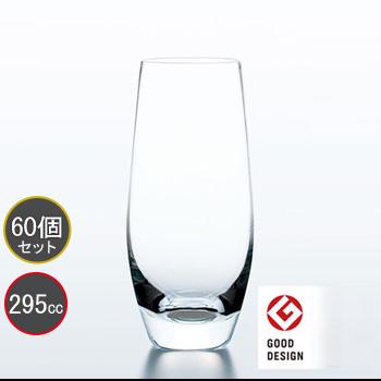 東洋佐々木ガラス 60個セット タンブラー ウォーターバリエーション HS強化グラス T-24105HS プロユース 業務用 家庭用 グッドデザイン賞受賞