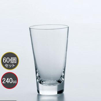 東洋佐々木ガラス 60個セット コニカル タンブラー HS強化グラス T-23108HS プロユース 業務用 家庭用 コップ 家飲み ウィスキーグラス バーアイテム