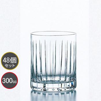 東洋佐々木ガラス 48個セット オンザロック タンブラー ラムダ HS強化グラス T-27909HSC-C559 プロユース 業務用 家庭用 コップ 家飲み ウィスキーグラス バーアイテム