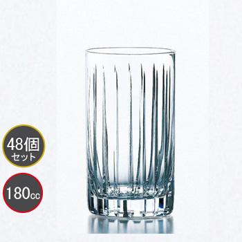 東洋佐々木ガラス 48個セット タンブラー ラムダ HS強化グラス T-27906HSC-C559 プロユース 業務用 家庭用 コップ 家飲み ウィスキーグラス バーアイテム