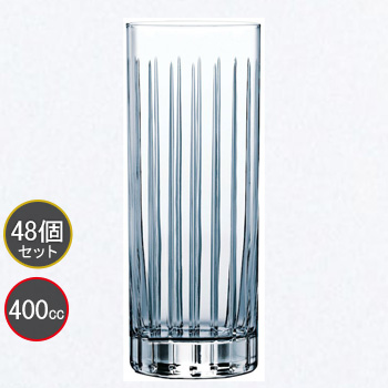 東洋佐々木ガラス 48個セット タンブラー ラムダ HS強化グラス B-09124HSC-C559 プロユース 業務用 家庭用 コップ 家飲み ウィスキーグラス バーアイテム