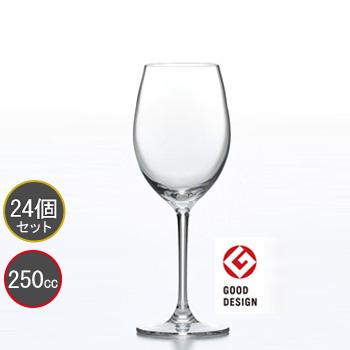 東洋佐々木ガラス 24個セット PALLONE (パローネ) ワイン RN-10237CS ファインクリスタル・イオンストロング プロユース 業務用 家庭用 バーアイテム