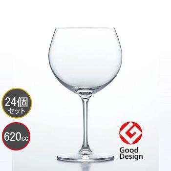 東洋佐々木ガラス 24個セット PALLONE (パローネ) モンラッシェ ワイングラス RN-10275CS ファインクリスタル・イオンストロング プロユース 業務用 家庭用 バーアイテム