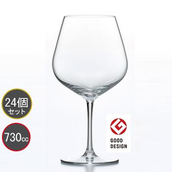 東洋佐々木ガラス 24個セット DIAMANT (ディアマン) ブルゴーニュ ワイングラス RN-11285CS ファインクリスタル・イオンストロング プロユース 業務用 家庭用 バーアイテム
