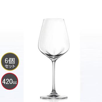 東洋佐々木ガラス 6個セット DESIRE (デザイアー) ワイン RN-13280CS ファインクリスタル・イオンストロング プロユース 業務用 家庭用 バーアイテム ワイングラス