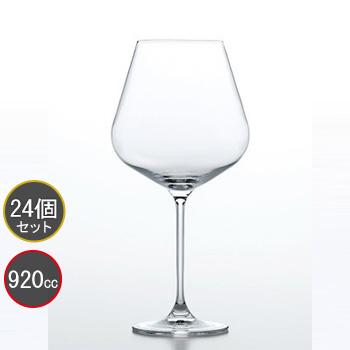 東洋佐々木ガラス 24個セット MONTAGNE (モンターニュ) ブルゴーニュ RN-12285CS ファインクリスタル・イオンストロング プロユース 業務用 家庭用 バーアイテム ワイングラス