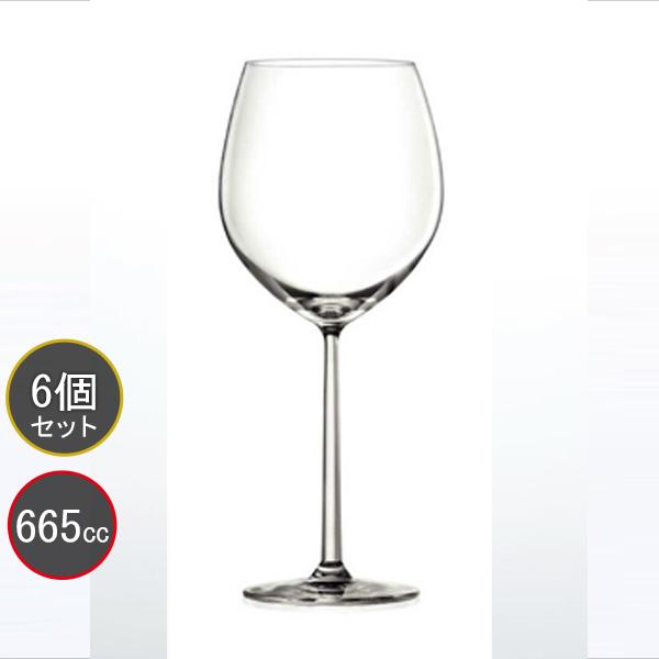 東洋佐々木ガラス 6個セット VERAISON (ヴェレゾン) ブルゴーニュ RN-14285CS ファインクリスタル・イオンストロング プロユース 業務用 家庭用 バーアイテム ワイングラス