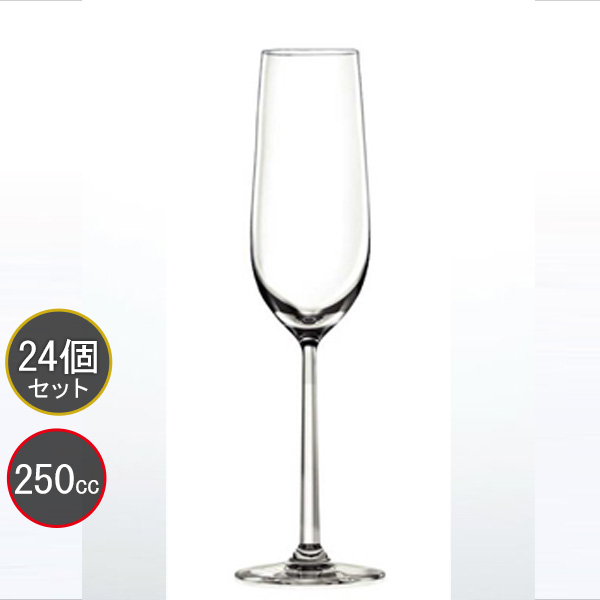 東洋佐々木ガラス 24個セット VERAISON (ヴェレゾン) シャンパン RN-14254CS ファインクリスタル・イオンストロング プロユース 業務用 家庭用 バーアイテム ワイングラス