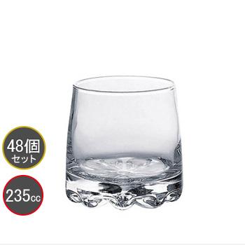 東洋佐々木ガラス 48個セット バーゼル 8オンス オールド タンブラー HS強化グラス CB-02135 プロユース 業務用 家庭用 コップ 家飲み ウィスキーグラス バーアイテム