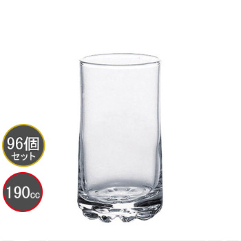 東洋佐々木ガラス 96個セット バーゼル 6オンス タンブラー HS強化グラス CB-02134 プロユース 業務用 家庭用 コップ 家飲み ウィスキーグラス バーアイテム