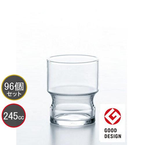 東洋佐々木ガラス 96個セット パブ 9オンスタンブラー HS強化グラス CB-02152 スタックタンブラー プロユース 業務用 家庭用 バーアイテム