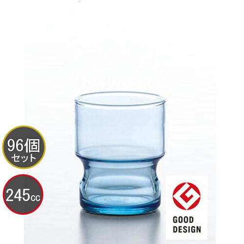 東洋佐々木ガラス 96個セット パブ 9オンスタンブラー HS強化グラス CB-02152-BL スタックタンブラー プロユース 業務用 家庭用 バーアイテム