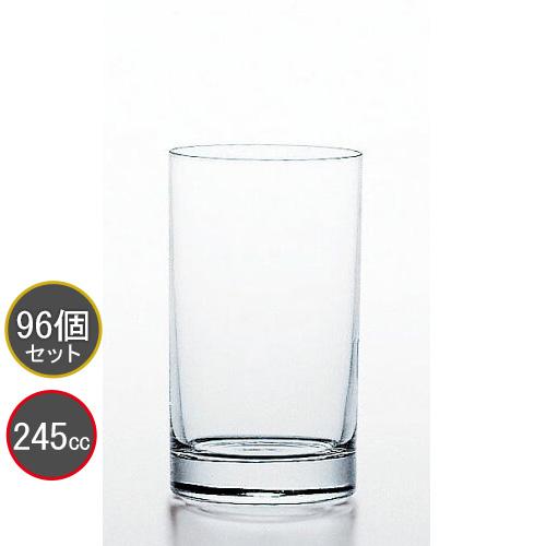 東洋佐々木ガラス 96個セット タンブラー ニュードーリア HS強化グラス 07108HS プロユース 業務用 家庭用 コップ 家飲み ウィスキーグラス バーアイテム